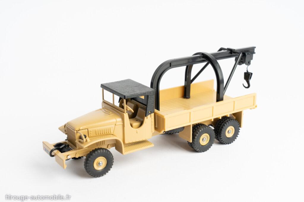Dinky Toys réf. 808 - GMC CCKW dépanneuse militaire