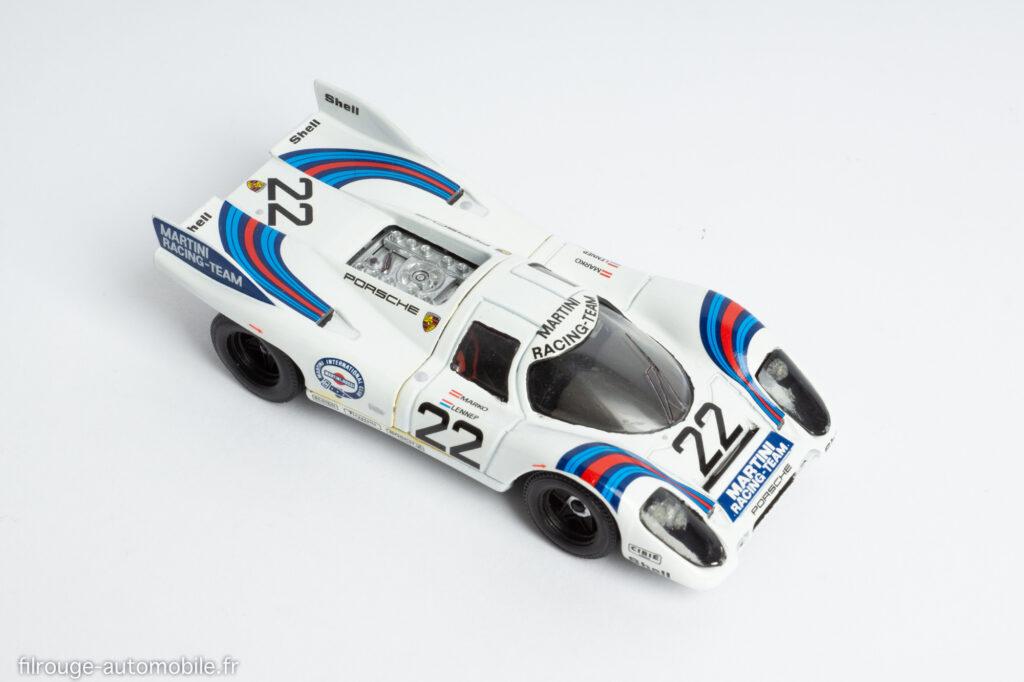 Solido 198 modèle amélioré - Porsche 917 K 1ère du Mans 1971