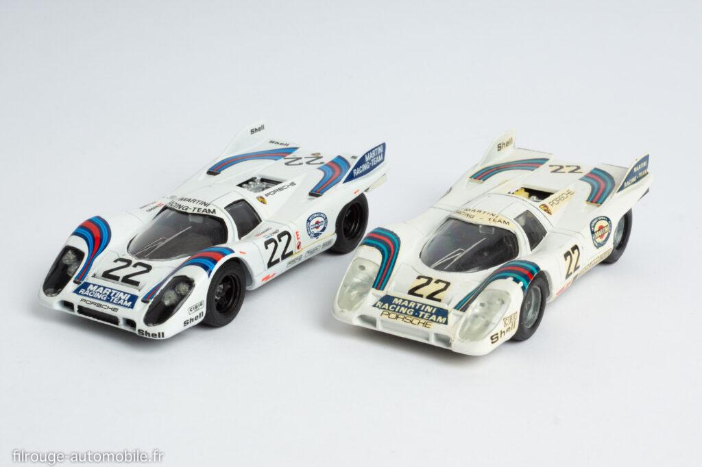 Solido 198 modèles amélioré et d'origine - Porsche 917 K 1971