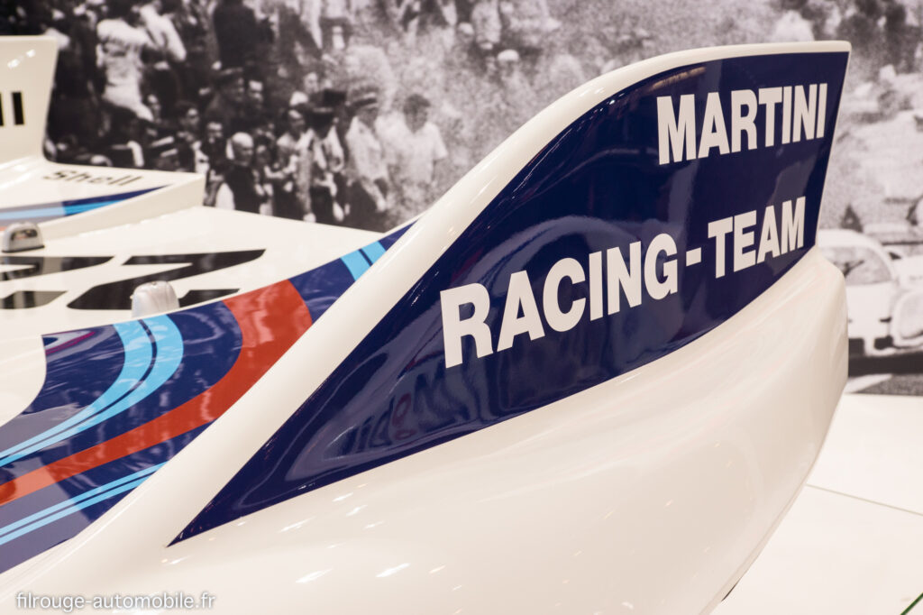 Porsche 917 n°22 vainqueur des 24 Heures du Mans 1971