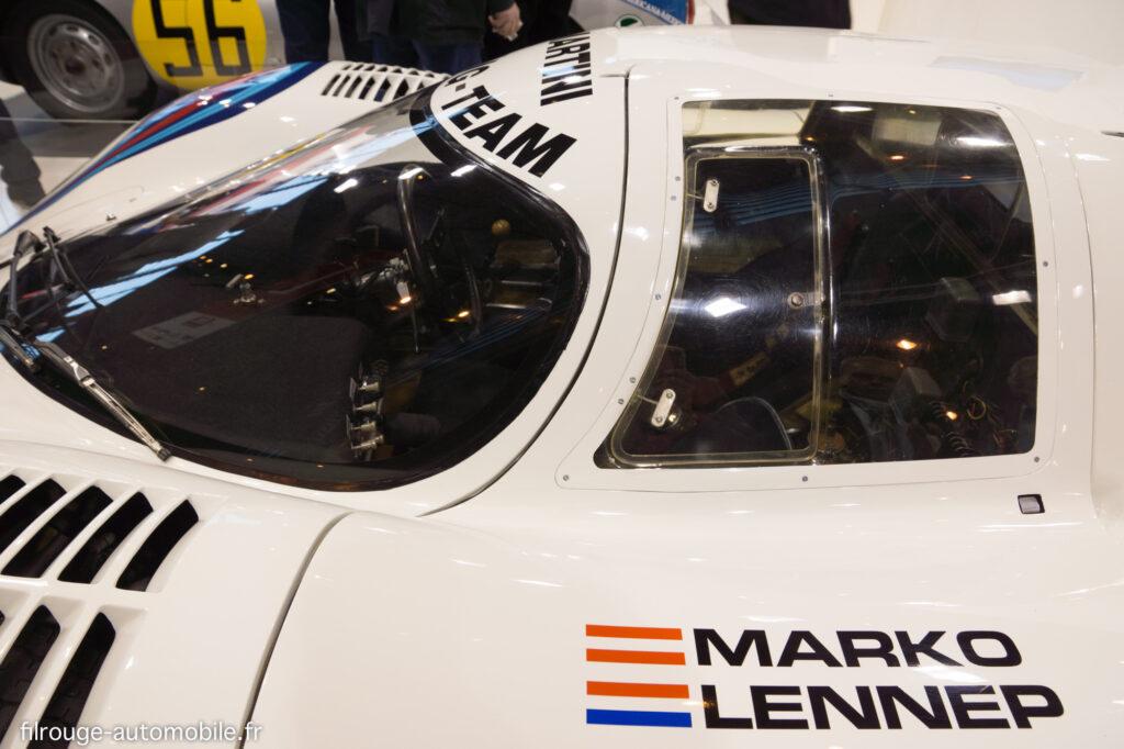 Porsche 917 K n°22 vainqueur des 24 Heures du Mans 1971
